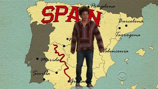 Así es España (para las series de TV estadounidenses) great for a 4/5 class