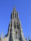 The Ulm Cathedral, Germany