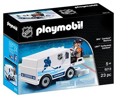 PLAYMOBIL NHL Zamboni Machine PLAYMOBIL®