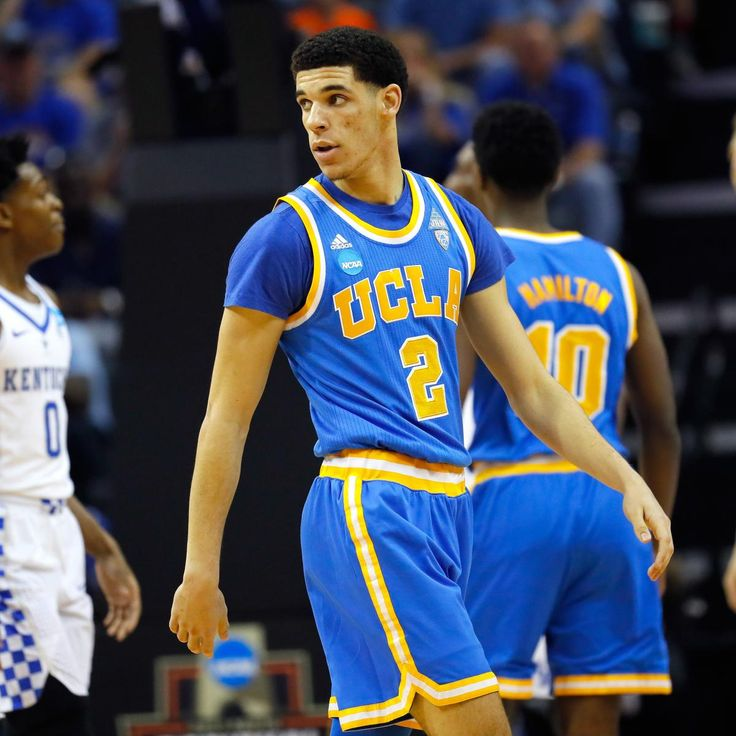 UCLA point guard  Lonzo Ball  will reportedly skip the 2017 NBA Draft Combine, according to The Vertical's  Shams Charania  and ESPN.com's  Jeff Goodman ...
