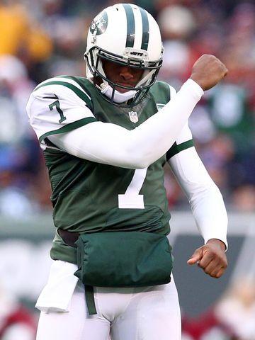 New York: Jets name Geno Smith