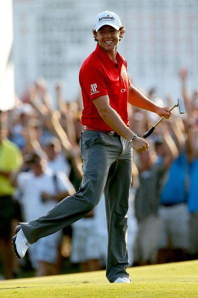 ENJOY the GAME cahillgolf.com Golfer Rory McIlroy.