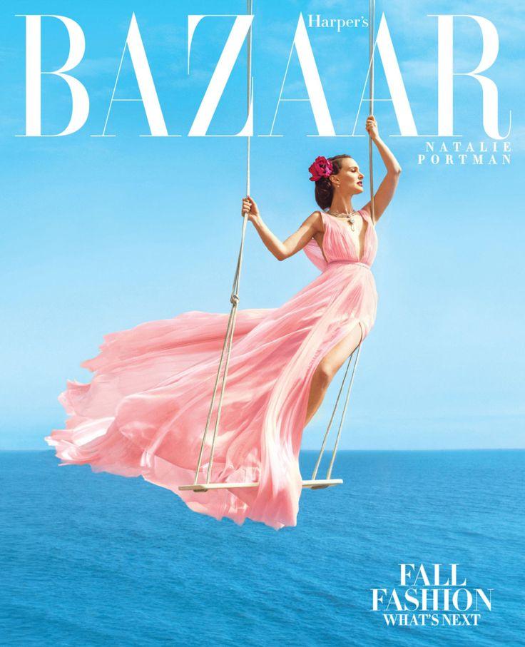 Natalie for Bazaar
