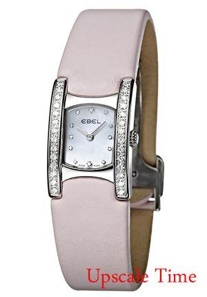 Ebel Beluga Manchette Ladies Jewelry Watch 9057A28/1991035530