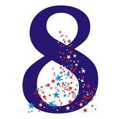 Birthday Number 8