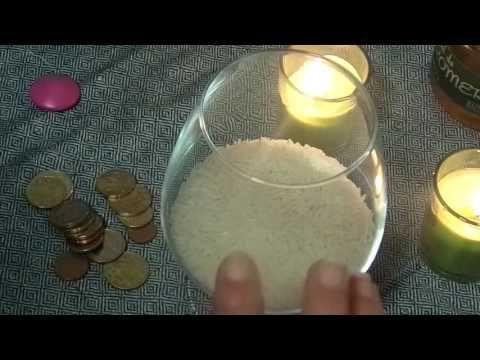Para atraer dinero a tu hogar, energía positiva y prosperidad??... Mira este simple truco!! - YouTube