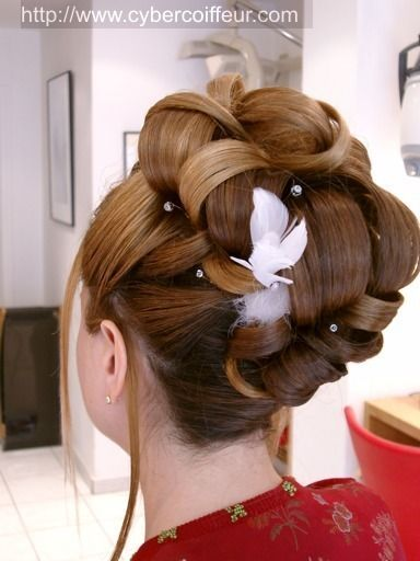 Short Upswept Hairstyles Half Updo Hairstyles For The