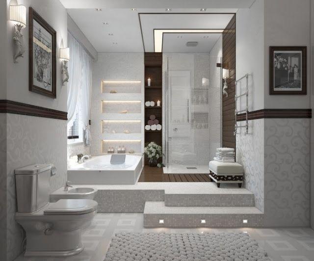 Salles de bains modernes                                                                                                                                                                                 Plus