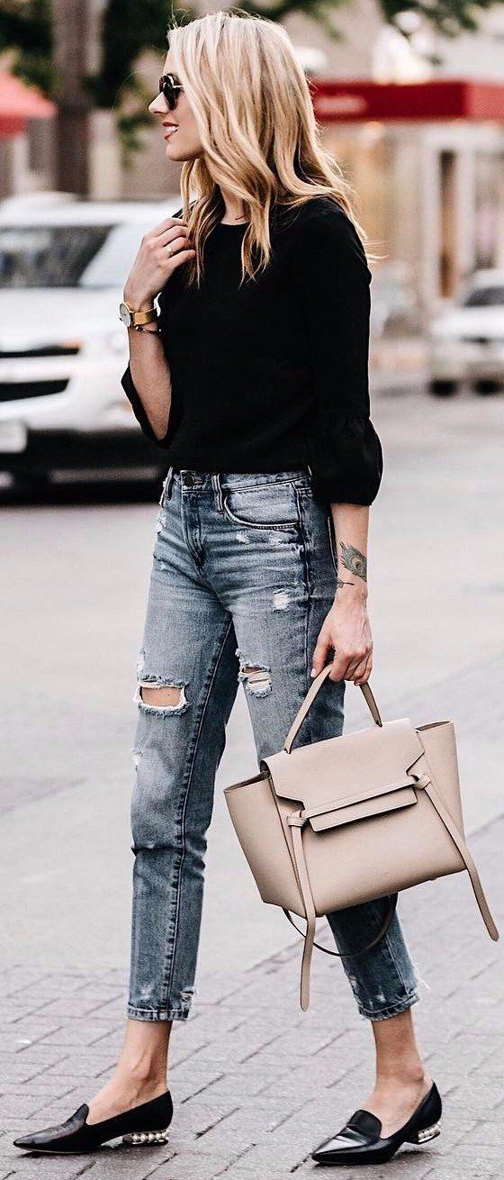 weekend outfit idea