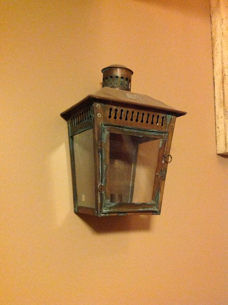 1890's or early 1900's railroad GNR (Great Northern Rail) lamp.