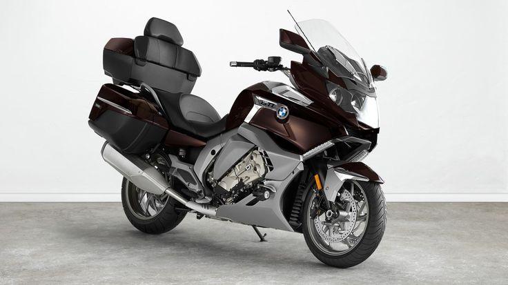 BMW K 1600 GTL viajar em primeira classe.
