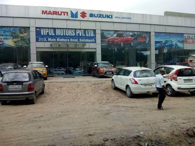 Visit Vipul Motors In Ballabgarh Car Dealership Maruti Suzuki Cars Suzuki Cars Suzuki