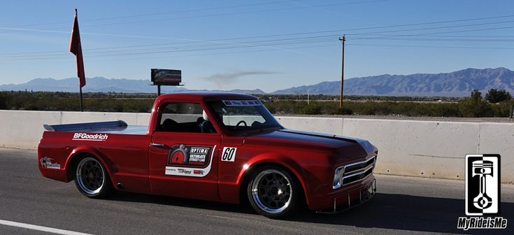 1969 Chevy C10 Race Truck Pro Touring Pickup