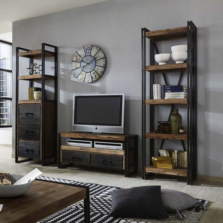 SIT Panama TV-Lowboard 9275-01 Sheesham Holz SIT Möbel günstig online kaufen