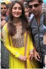 Beautiful Ethnic Yellow Satin Anarkali Dresses, Dress