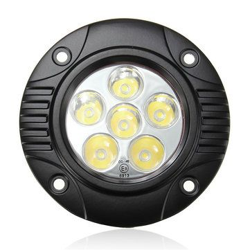 Only US$20.99, buy best 3.5Inch 18W 6SMD LED Work Light Offroad Driving Spotlight Fog Lamp Worklight sale online store at wholesale price.US/EU warehouse.