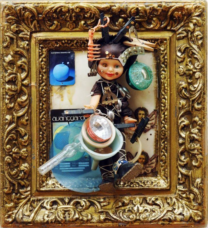 «Спрессованные кадры» Сергея Параджанова: коллажи, музей и выставки