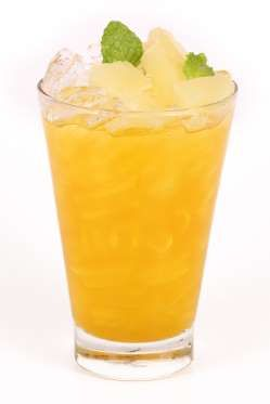Sprinkle chili powder on pineapple spears to give this drink the charm of a michelada with none of t... - Yellow Cat/shutterstock