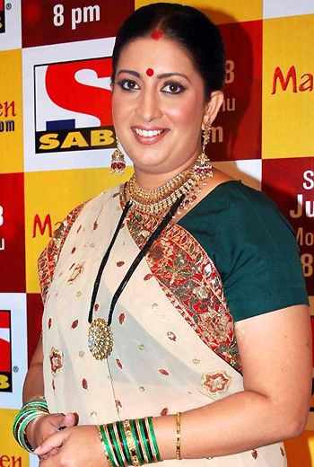 Smriti Irani back with Ekta!