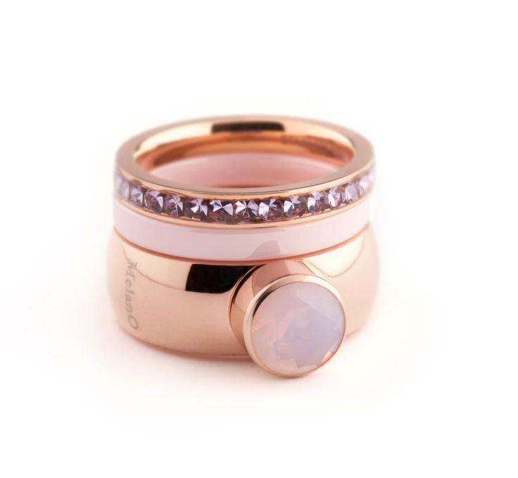 Melano ring van de MelanO Jewelry Facebook... hebben! :)