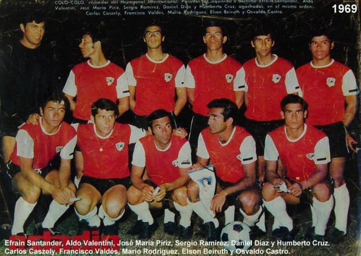 Club Social y Deportivo Colo-Colo, Campeón de Liga 1981