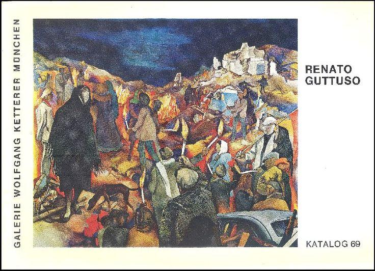 Renato Guttuso. Donne, stanze, paesaggi, oggetti