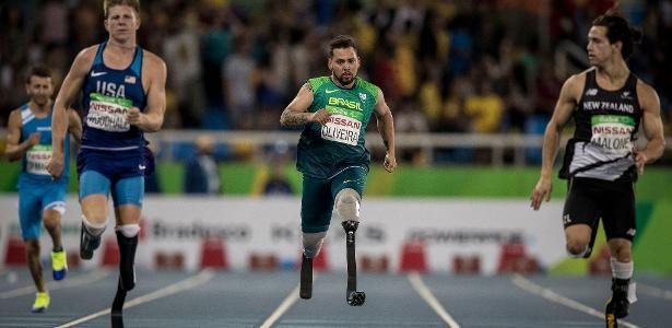 Campeão paraolímpico, Alan Fonteles é eliminado de novo de forma precoce - UOL Olimpíadas