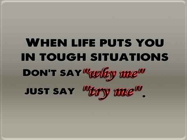 Quotes About Life Situations. QuotesGram