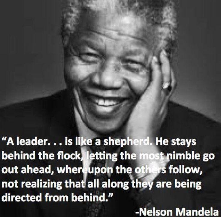 Citaten Mandela : Best servant leadership quotes images on pinterest