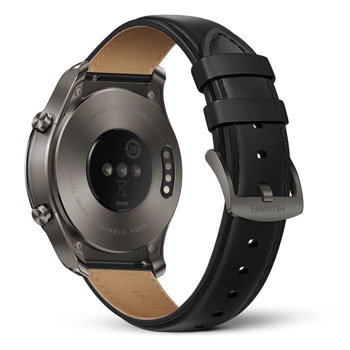 Huawei Montre connectée Huawei Watch 2 Classic Titanium Grey à 399 EUR sur lick.fr