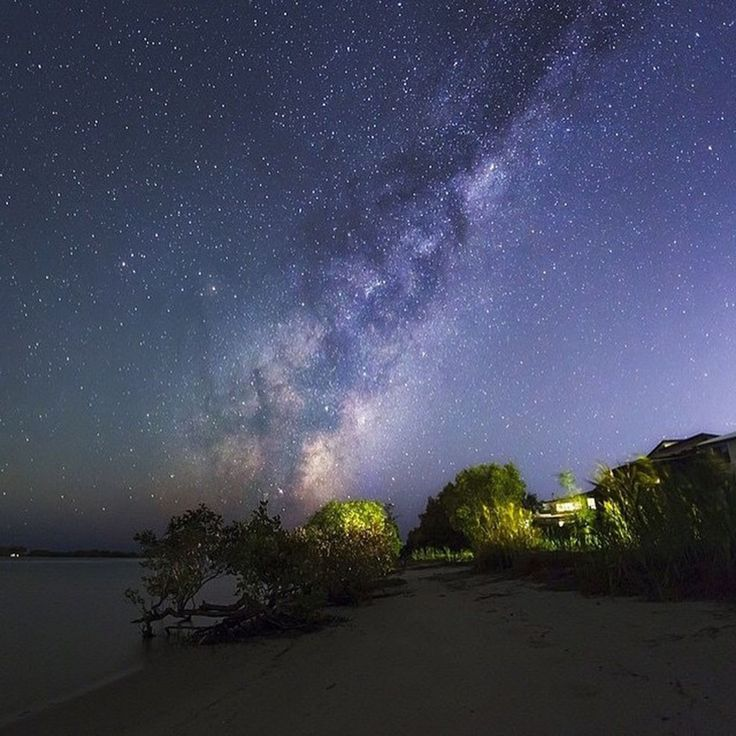Lie on your back and watch the stars at Jacobs Well. | 17 Amazing Places To Go On The Gold Coast That Aren't The Beach