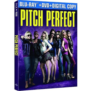 Pitch Perfect (Blu-ray + DVD + Digital Copy + UltraViolet) (Anamorphic Widescreen)