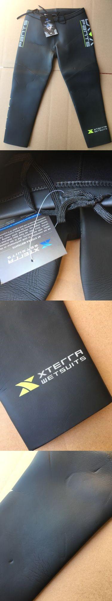 Triathlon 2918: Nwt Xterra Wetsuits Lava Pants S -> BUY IT NOW ONLY: $89.99 on eBay!
