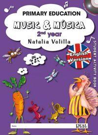 Natalia Velilla: Music & Música, Volumen 2 - Student Activity Book MK18519. http://www.carisch.com/esp/producto.asp?sku=MK18519