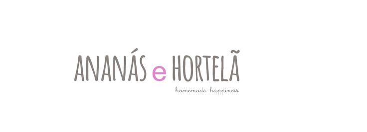 """Blog """"Ananás e Hortelã"""""""