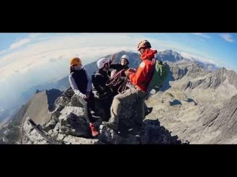 Horská turistika vo Vysokých Tatrách - YouTube