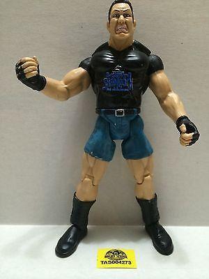 (TAS004273) - WWF WWE WCW LJN Jakks Wrestling Figure - Ken Shamrock