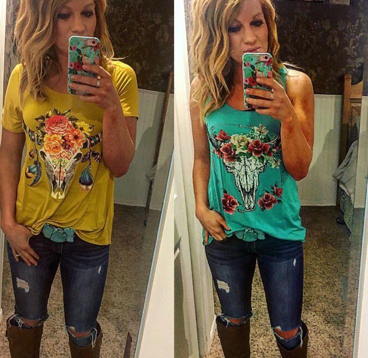Cute shirts!