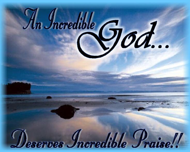Youthful Praise - Incredible God, Incredible Praise - YouTube