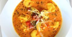 Ihr müsst unbedingt mal diese cremige Suppe ausprobieren…so einfach und schnell  gemacht und das perfekte Wärmende an kalten  Tagen.       ...