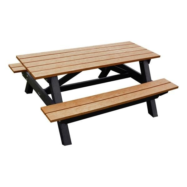 recycled plastic picnic table 6u0027