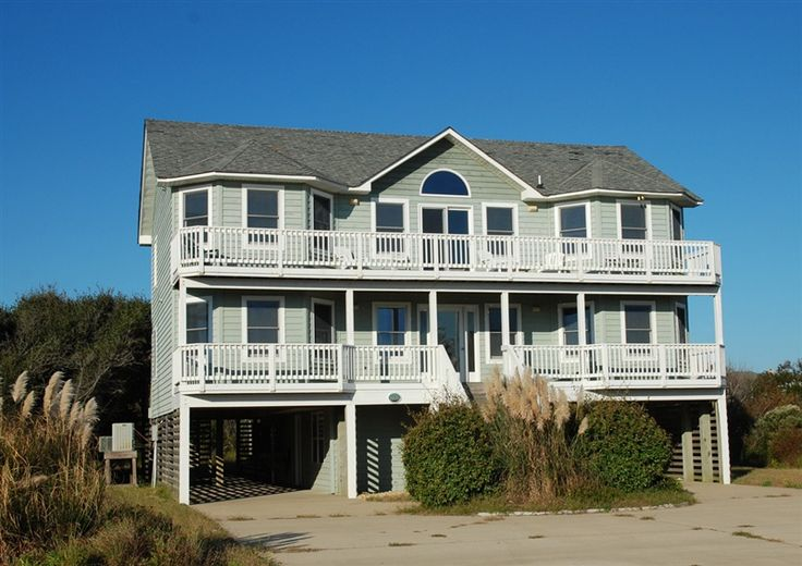 Twiddy Outer Banks Vacation Home Crab And Lobster Refuge