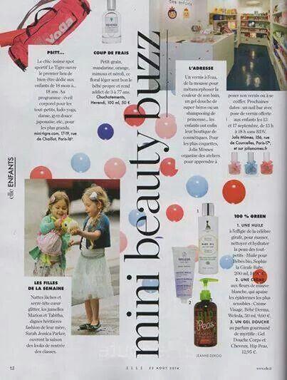 ELLE magazine France