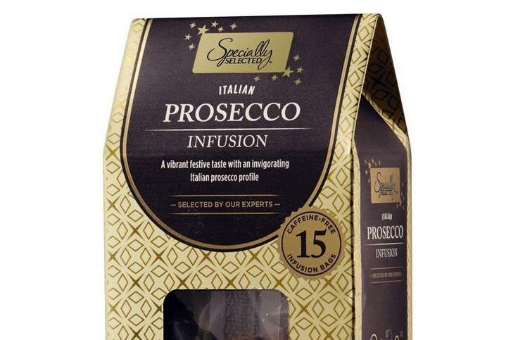 E' nato il Prosecco Festive Infusion Tea