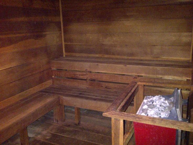 Wilmot North Sauna #sauna