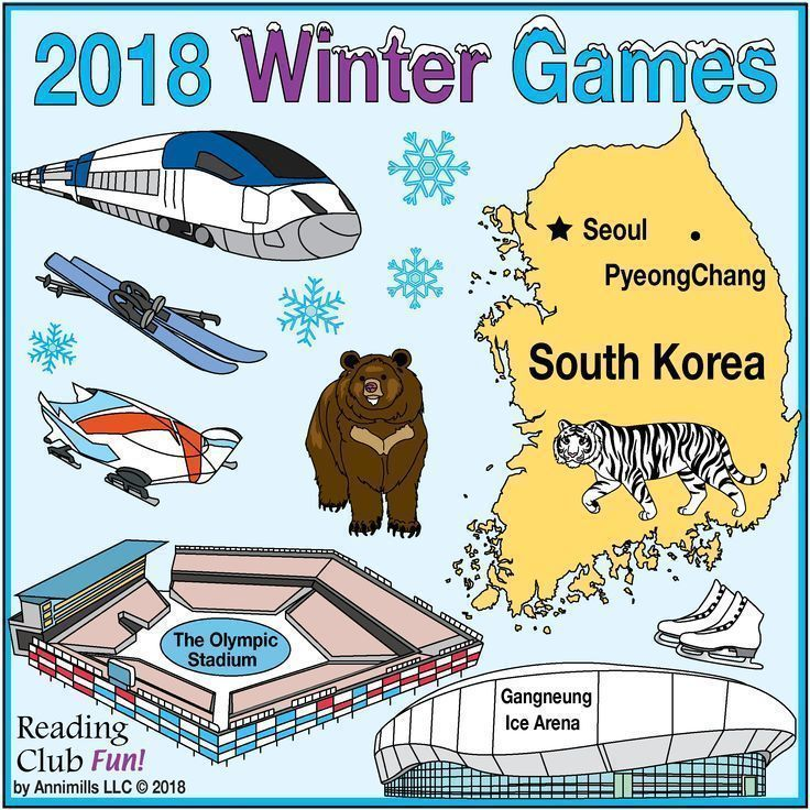 25% OFF - 2018 Winter Olympics-themed bundle includes puzzles about the Games, the sports, and the host country of South Korea.