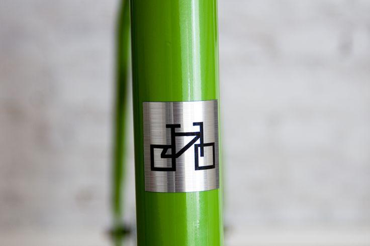 Fixed gear bike by nogo