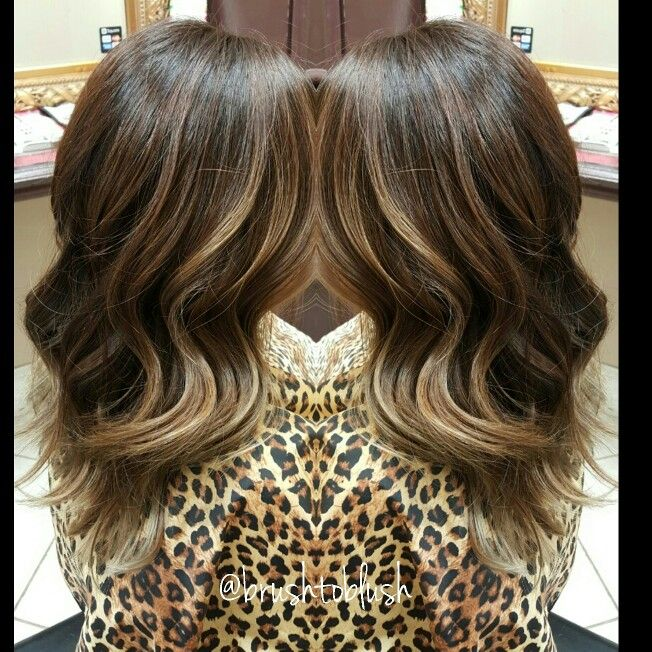 17 Best Images About Haircolor On Pinterest  Balayage Brunette Schwarzkopf