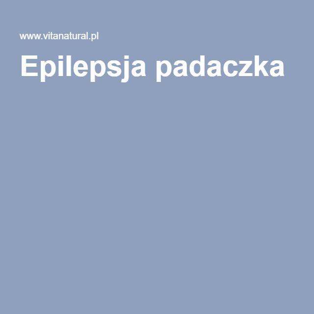 Epilepsja padaczka