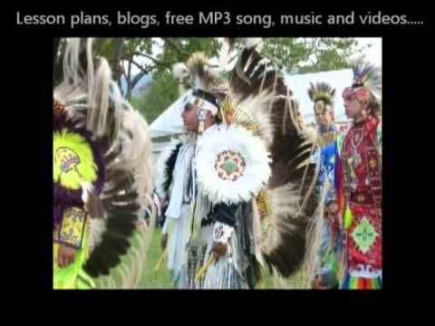 "Native American song for kids- ""kids songs"""
